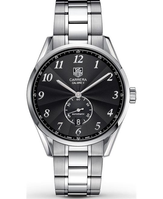 TAG Heuer WAS2110.BA0732 Carrera Heritage Watch 39mm