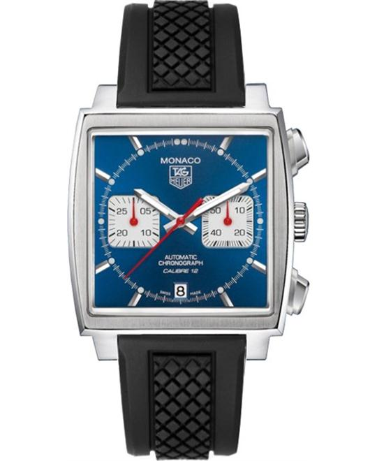 Tag Heuer Monaco CAW2111.FT6021 Watch 39mm