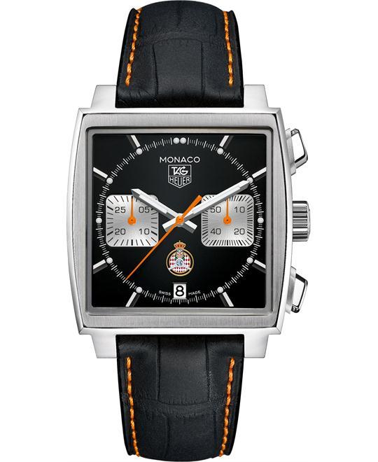đồng hồ mặt vuông TAG Heuer Monaco CAW211K.FC6311 Limited Edition 39mm