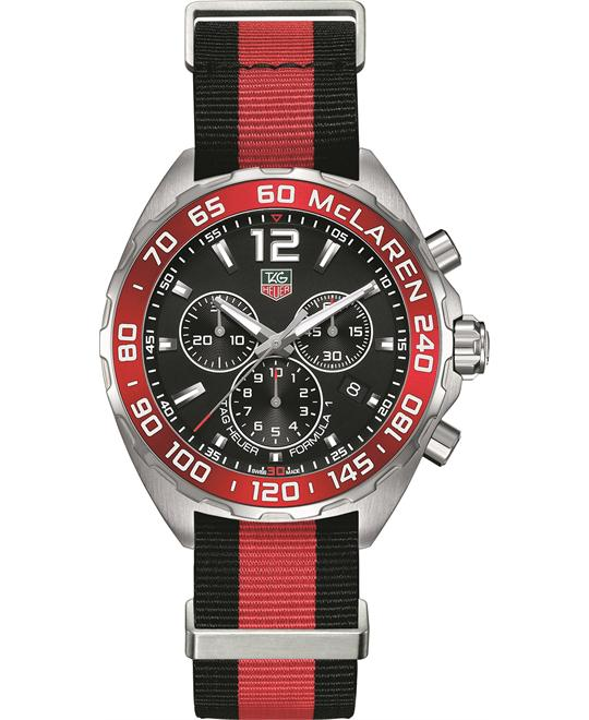 dong ho nam TAG Heuer CAZ1112.FC8188 Formula 1 Watch 42mm