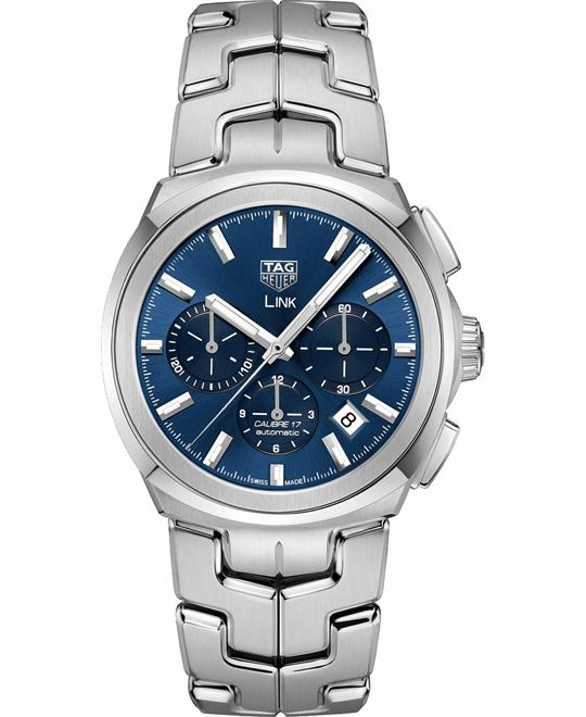 TAG Heuer CBC2112.BA0603 Link Calibre 17 41mm