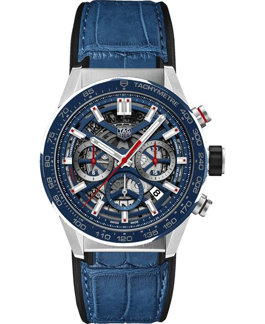 Tag Heuer Carrera CBG2011.FC6430 Calibre Heuer 02 43mm