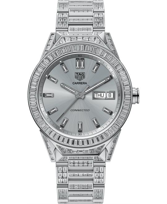 Tag Heuer Connected Modular SBF8A4000.70EB0100 Watch 45