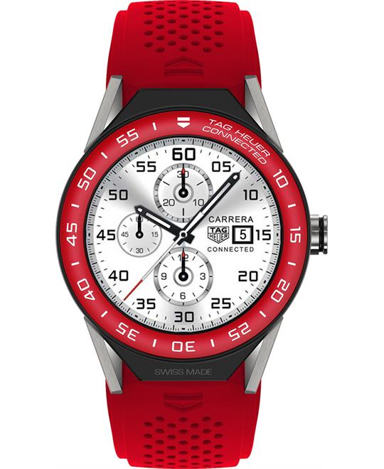 Tag Heuer Connected Modular SBF8A8015.11FT6080 Watch 45mm