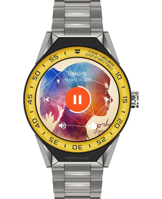 đồng hồ thông minh TAG Heuer Connected Modular SBF8A8017.10BF0608