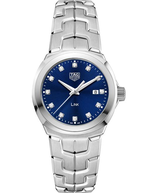 TAG Heuer WBC1318.BA0600 Link Watch 32mm