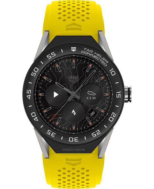TAG HEUER SBF8A8001.11FT6082 CONNECTED MODULAR 45mm