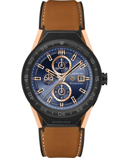 đồng hồ smartwatch TAG Heuer Connected Modular SBF8A8023.32EB0103 Watch 45 83,040,000