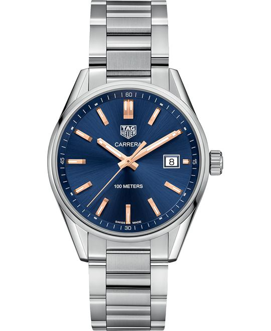 Tag Heuer Carrera WAR1112.BA0601 Quartz 39mm