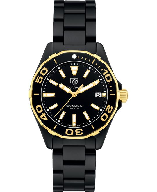 Tag Heuer WAY1321.BH0743 Aquaracer Ceramic 35mm