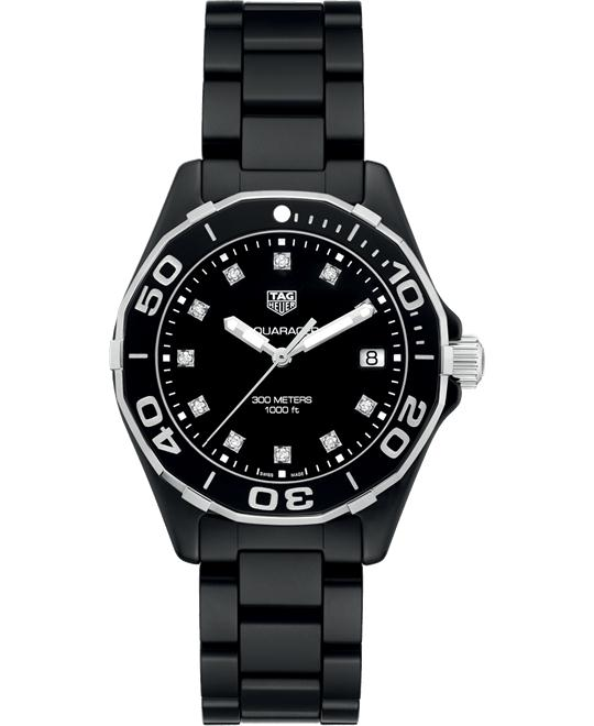 TAG HEUER WAY1397.BH0743 Aquaracer Diamond 35mm