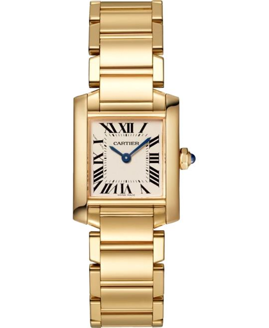 Cartier Tank Francaise WGTA0031 Watch 25 x 20