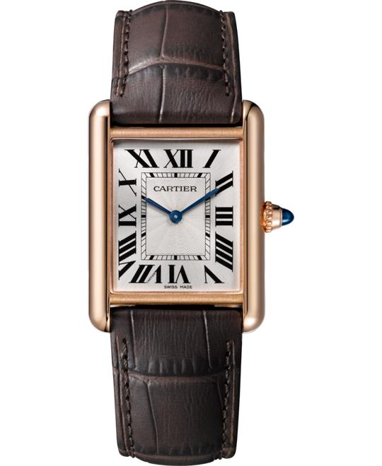 Cartier Tank WGTA0011 Watch 33.7 x 25.5