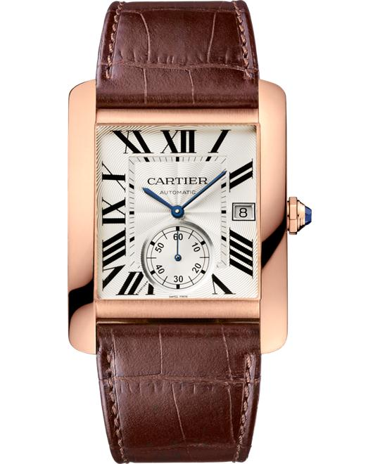 Cartier Tank W5330001 Pink Gold Watch