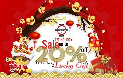 TET HOLIDAY - SALE END YEAR