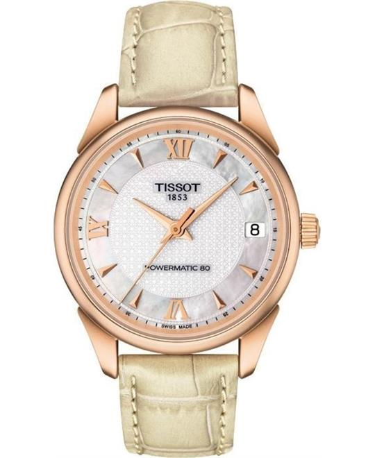 Tisot T-Gold T920.207.76.118.00 Vintage Women's Watch 33mm