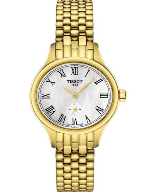 dong ho TISSOT Bella Ora T103.110.33.113.00 Piccola Watch 27mm