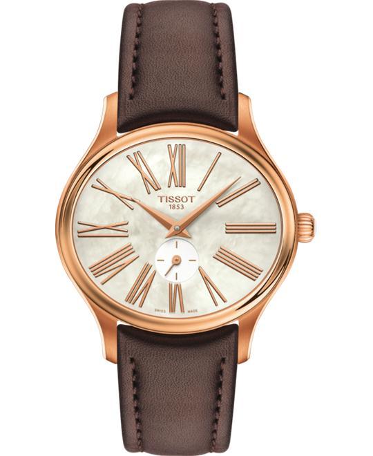 đồng hồ Tissot Bella T103.310.36.113.00 Ora Oval Watch 31mm