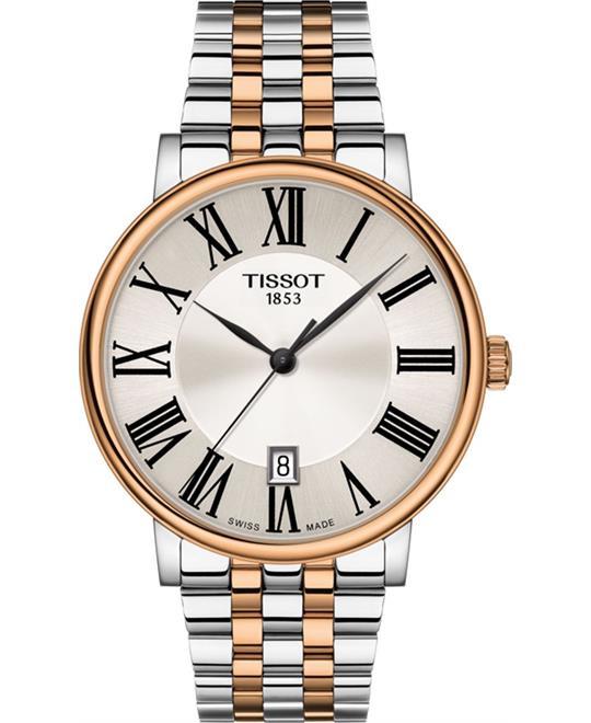 Mã SP: 89001 Tissot Carson T122.410.22.033.00 Premium 40 11,057,000