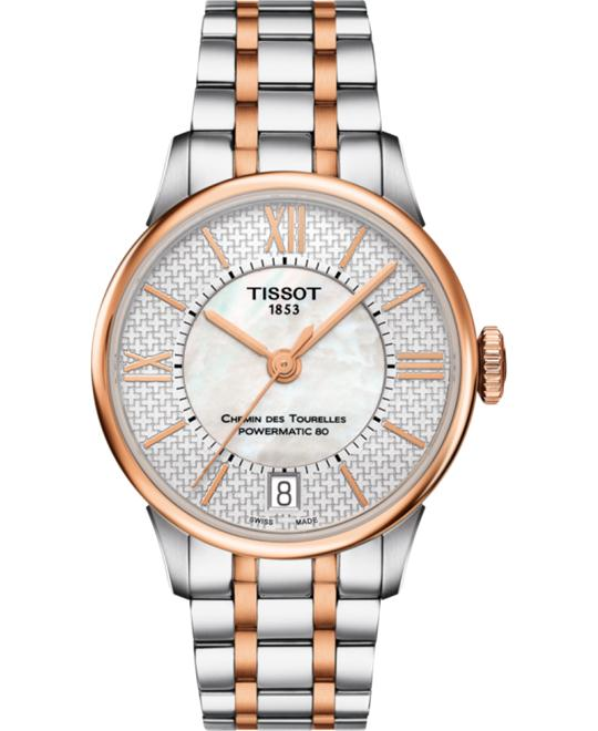 TISSOT CHEMIN T099.207.22.118.01 Watch 32MM