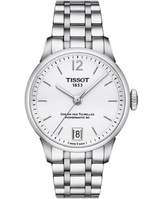 TISSOT CHEMIN T099.207.11.037.00 Watch 32mm