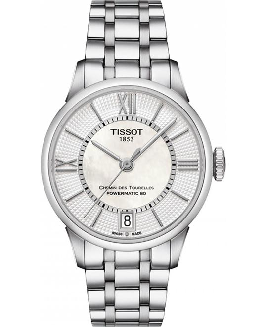 TISSOT T099.207.11.118.00 CHEMIN 80 watch 32mm