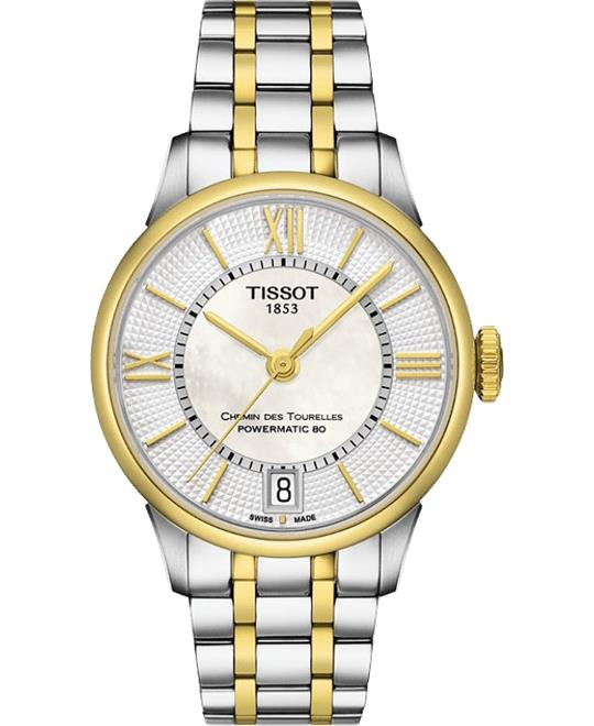 Tissot Chemin T099.207.22.118.00 Watch 32mm
