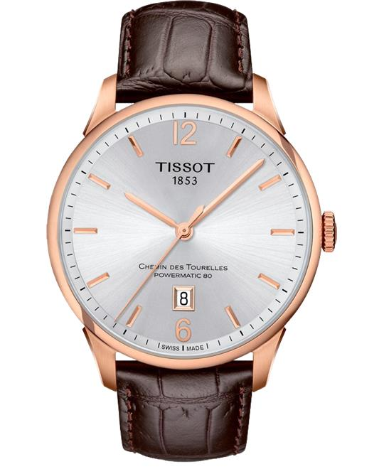 TISSOT CHEMIN T099.407.36.037.00 Watch 42mm