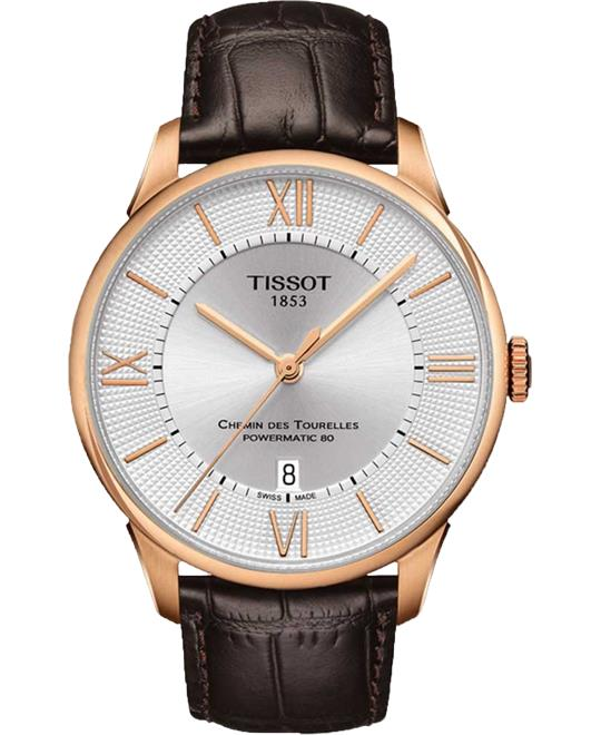 TISSOT CHEMIN T099.407.36.038.00 AUTO watch 42mm