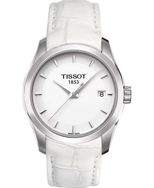 TISSOT Couturier T035.210.16.011.00 Watch 32mm