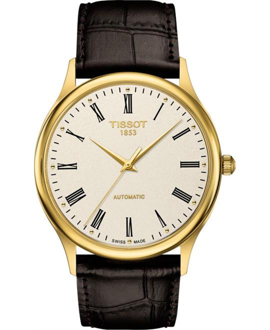 đồng hồ nam automatic TISSOT EXCELLENCE T926.407.16.263.00 18K GOLD 39.8MM