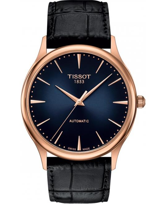đồng hồ nam automatic Tissot Excellence T926.407.76.041.00 Automatic 18k Gold 39.8mm
