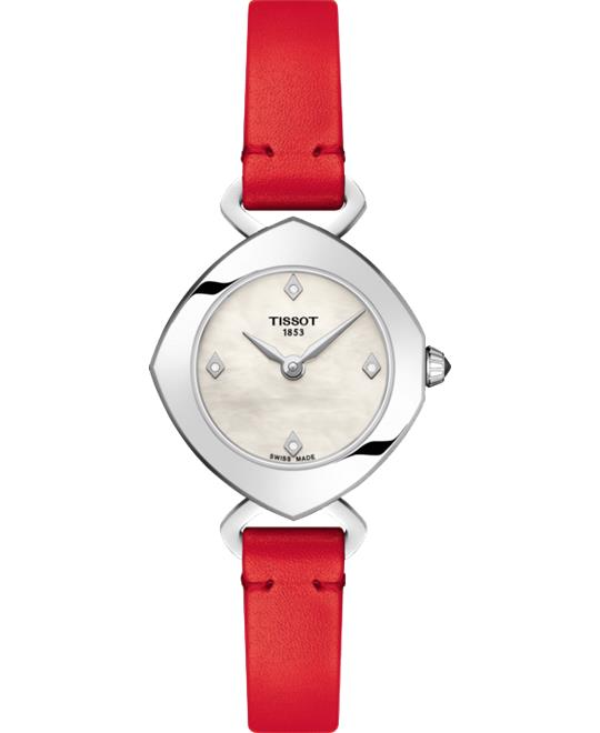 Tissot Femini-T T113.109.16.116.00 Watch 24.8x22.58mm