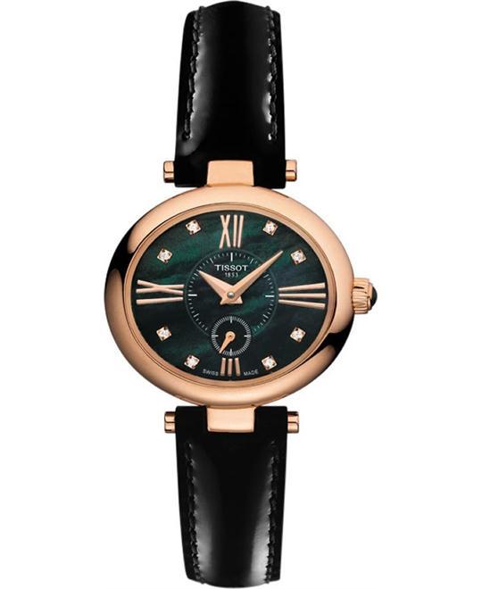 đồng hồ nữ Tissot Glamorous T917.310.76.126.00 Watch 21x25mm