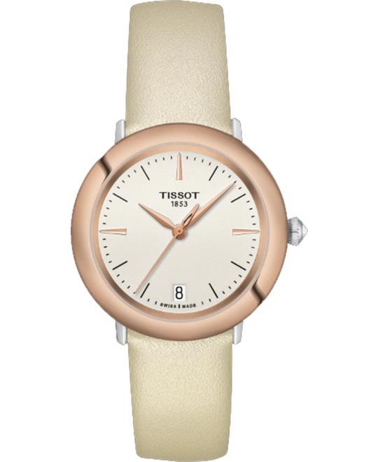 đồng hồ nữ Tissot Glendora T929.210.46.261.00 Watch 33mm