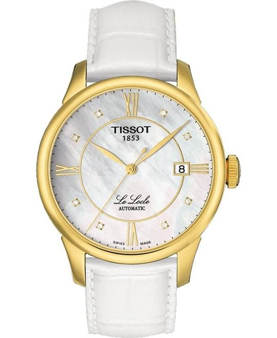 dong ho Tissot Le Locle Automatic Women's Watch 39.3mm