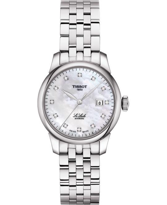 đồng hồ nữ Tissot Le Locle T006.207.11.116.00 Automatic Lady 29