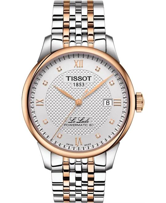 Tissot Le Locle T006.407.22.036.00 Special Edition 39.3