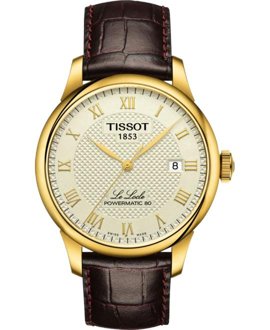 Tissot Le Locle T006.407.36.263.00 Auto Watch 39mm