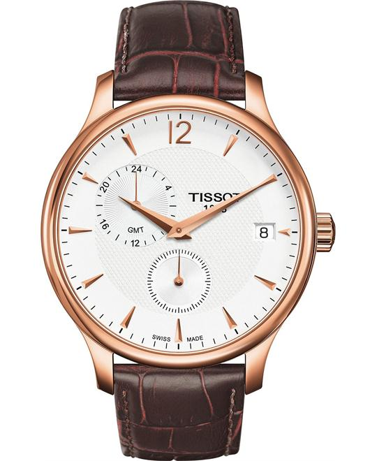 Tissot Tradition T063.639.36.037.00 Watch 42mm