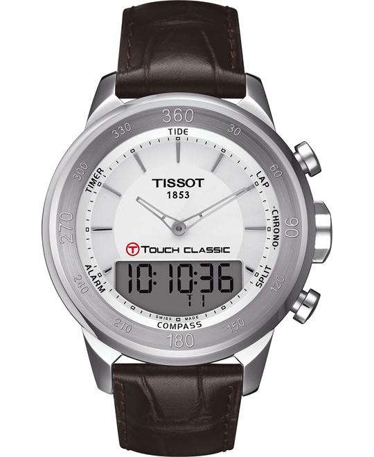 TISSOT T-Touch T083.420.16.011.00 Classic Watch 42mm