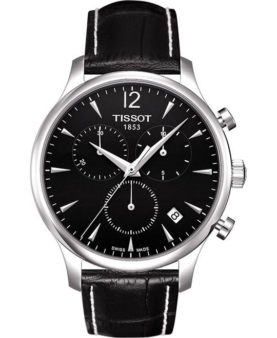 TISSOT T063.617.16.057.00 TRADITION WATCH 42mm