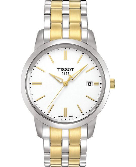 TISSOT T033.410.22.011.00 Classic White Watch 40mm