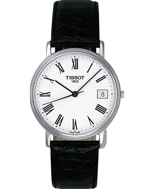 Tissot T-Classic T52.1.421.13 Desire Leather Watch 34mm