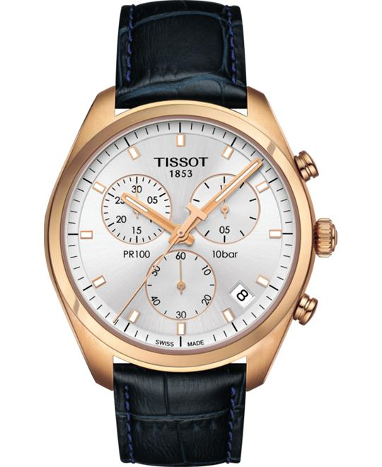 dong ho Tissot Pr100 T101.417.36.031.00 Watch 41mm