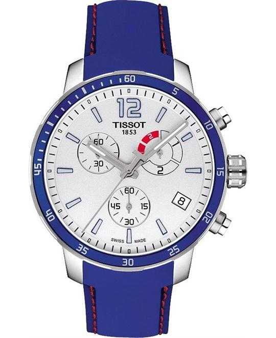 TISSOT Quickster T095.449.17.037.00 Watch 42mm