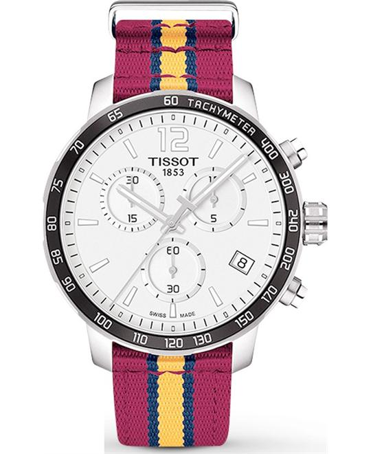 Tissot Quickster T095.417.17.037.13 Watch 42mm