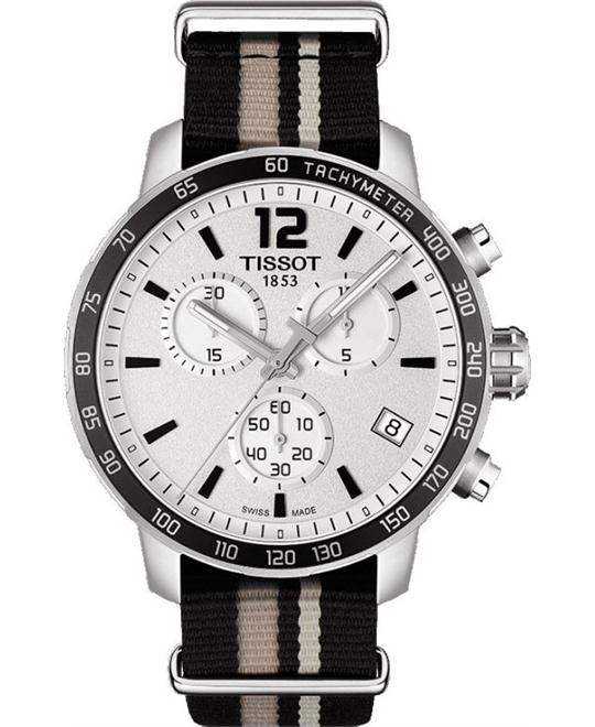 TISSOT Quickster T095.417.17.037.10 Watch 42mm