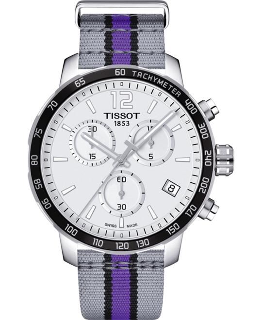 Tissot Quickster T095.417.17.037.35 Sacramento Watch 42mm