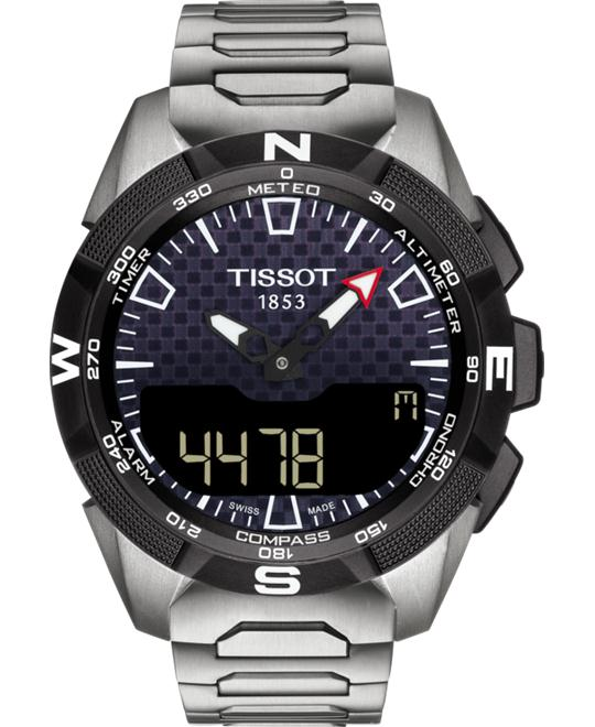TISSOT T-TOUCH T110.420.44.051.00 EXPERT SOLAR II 45mm